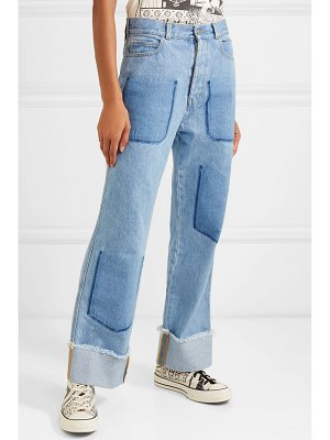 J.W.ANDERSON faded jeans