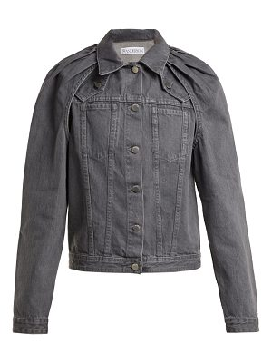 J.W.ANDERSON Floating sleeved denim jacket