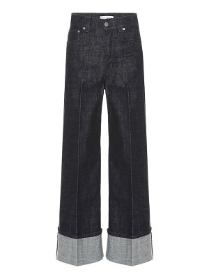 J.W.ANDERSON high-rise wide-leg jeans