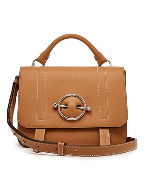 J.W.ANDERSON Jw Anderson - Disc Leather Satchel Bag