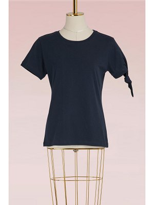 J.W.ANDERSON Knotted Cotton T-Shirt
