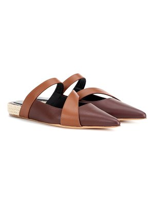 J.W.ANDERSON Leather slipper