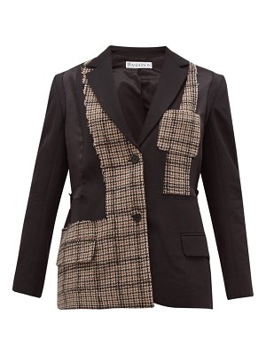 J.W.ANDERSON patchwork tailored jacket