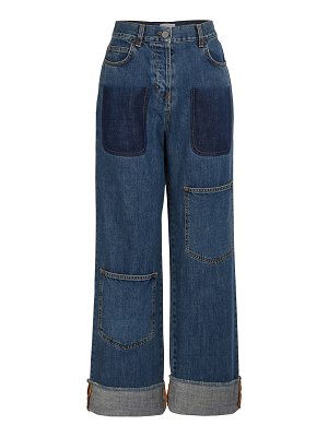 J.W.ANDERSON Shaded pockets jeans