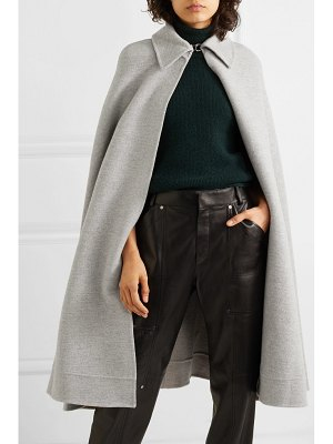 J.W.ANDERSON wool and cashmere-blend cape