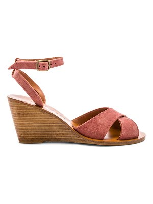 K. Jacques Alicia Wedge