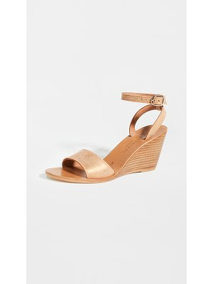 K. Jacques anouch wedge sandals