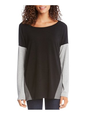 Karen Kane colorblock sweater