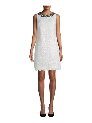 Karl Lagerfeld Paris Lace Mini Dress