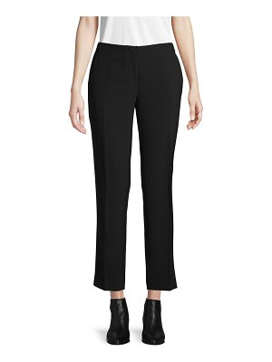Karl Lagerfeld Paris Side-Piped Ankle Pants