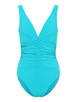 Karla Colletto v-neck swimsuit