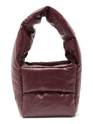 Kassl Editions monk small coated-canvas bag