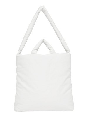 Kassl Editions white medium oil bag