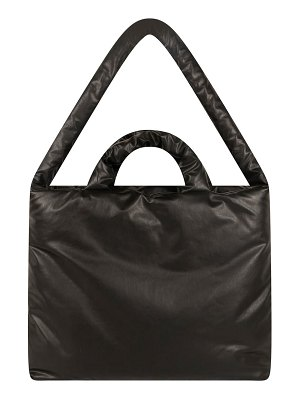 Kassl large oiled canvas baby bag