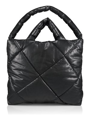 Kassl large quilted tote