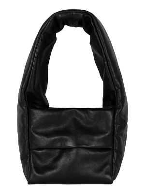 Kassl small monk leather bag
