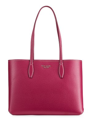 Kate Spade New York all day leather large tote bag
