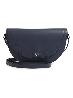 Kate Spade New York andi half moon crossbody bag