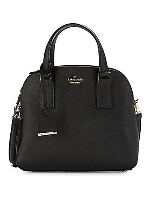 Kate Spade New York cameron street small lottie leather satchel