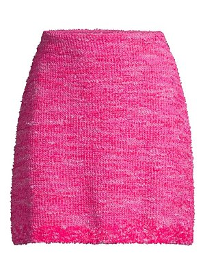 Kate Spade New York knit tweed skirt