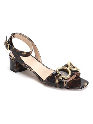 Kate Spade New York lagoon heart ankle strap sandal