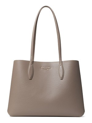 Kate Spade New York large all day leather tote