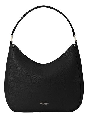 Kate Spade New York large roulette hobo bag