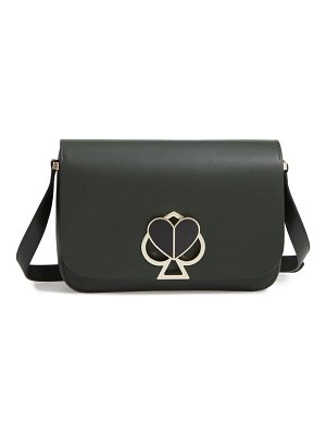 Kate Spade New York medium nicola leather shoulder bag