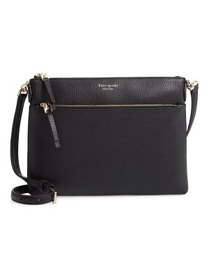 Kate Spade New York medium polly leather crossbody bag