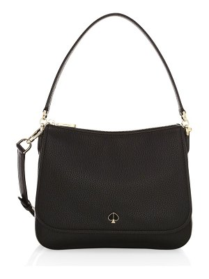 Kate Spade New York polly medium flap convertible shoulder bag