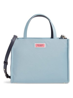 Kate Spade New York medium sam nylon satchel