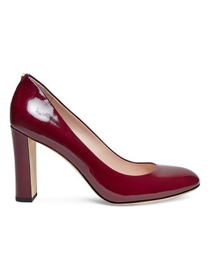 Kate Spade New York pallas patent leather pumps