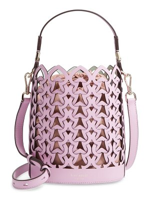 Kate Spade New York small dorie leather bucket bag