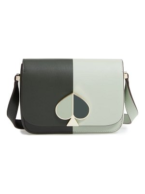 Kate Spade New York small nicola colorblock leather shoulder bag