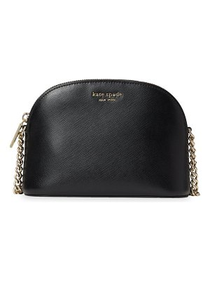 Kate Spade New York small spencer leather dome crossbody