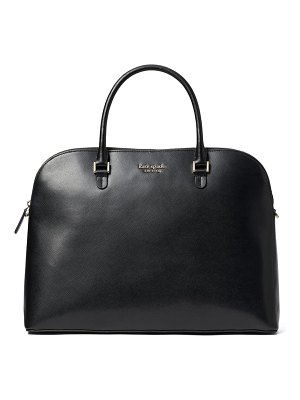 Kate Spade New York spencer dome leather laptop bag