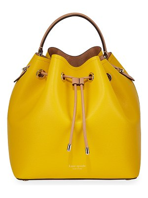 Kate Spade New York vivian medium drawstring bucket bag