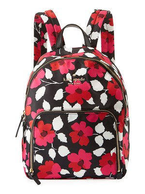 Kate Spade New York watson lane hartley floral backpack