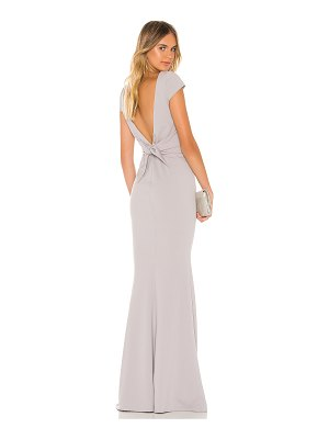 Katie May intrigue gown