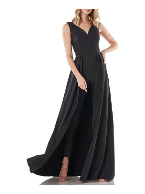 Kay Unger avery maxi romper