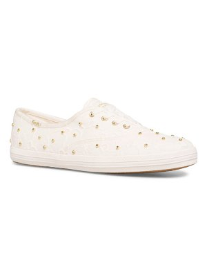 Keds for kate spade new york keds x kate spade new york champion lace sneaker
