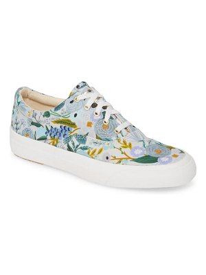 Keds keds x rifle paper co. champion low top sneaker sneaker