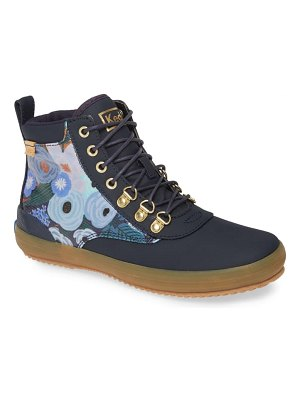 Keds keds x rifle paper co. scout water resistant boot