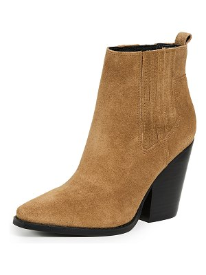 KENDALL + KYLIE colt western booties
