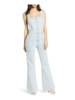 KENDALL + KYLIE denim jumpsuit