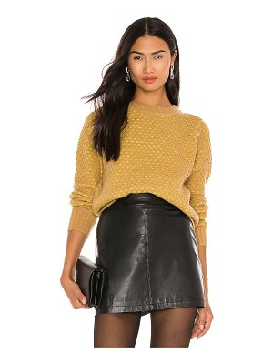 KENDALL + KYLIE honeycomb sweater