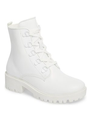 KENDALL + KYLIE military boot