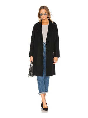 KENDALL + KYLIE single breasted long coat