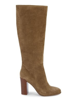 Kenneth Cole Jackie Suede Knee-High Boots