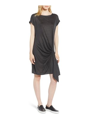 Kenneth Cole knot detail shift dress